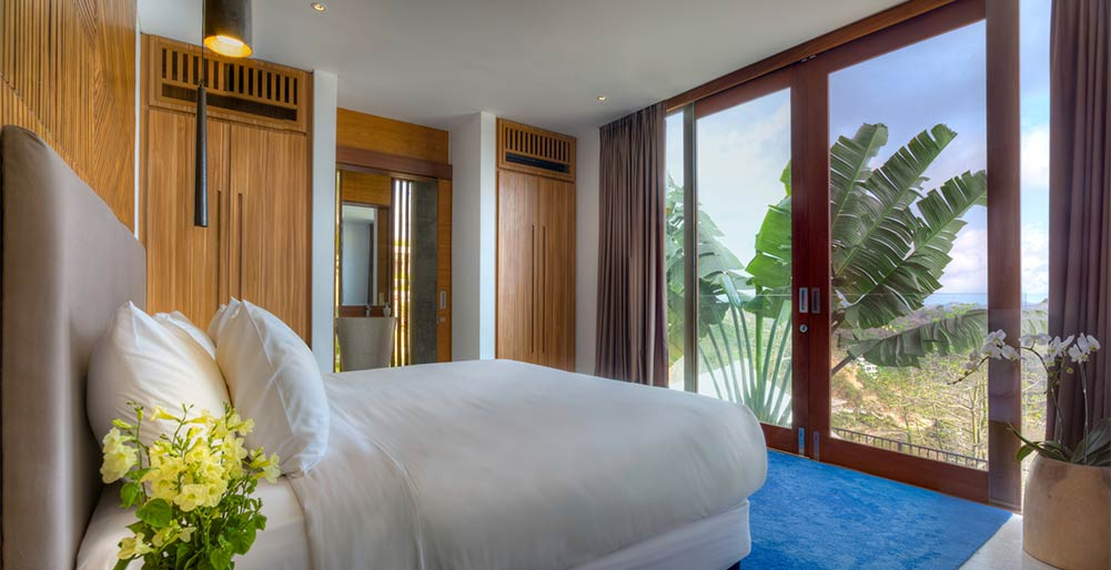 Selong Selo - 3 bedroom - Bedroom to exude comfort