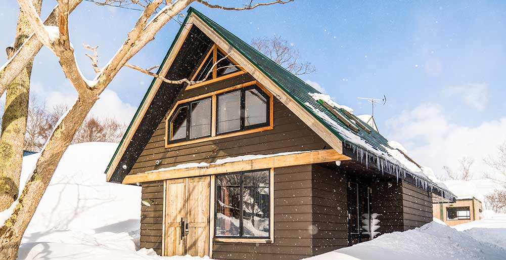 Momiji Lodge - Winter escape<br />