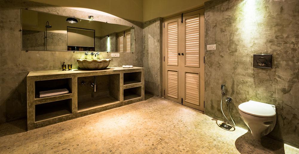 Villa Verde - Generous bath