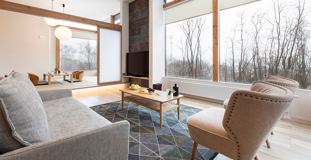 Aoyama Lodge - Exceptional comfort