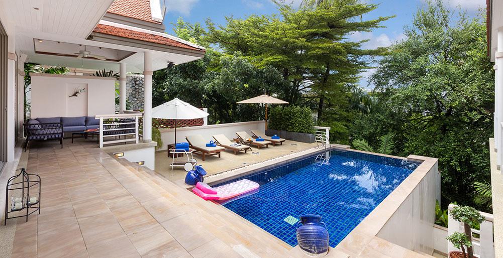 Villa Makata 1 - Glistening pool