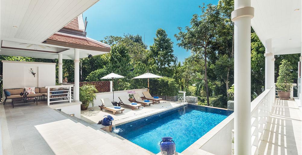 Villa Makata 2 - Pool