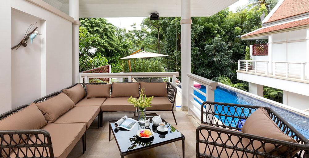 Villa Makata 2 - Outdoor living