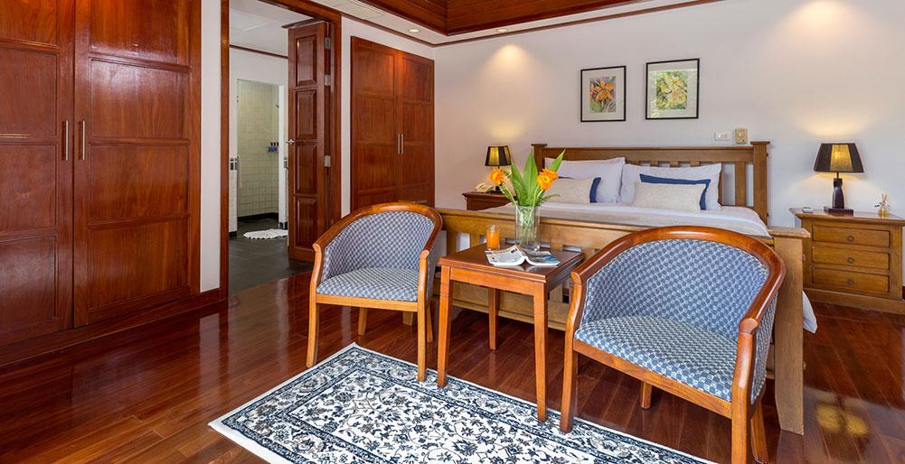 Villa Makata 2 - Sumptuous master bedroom