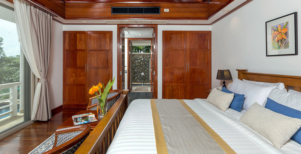 Villa Makata 2 - Master bedroom two