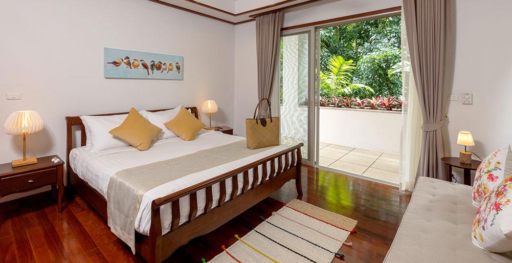 Villa Makata 2 - Guest bedroom