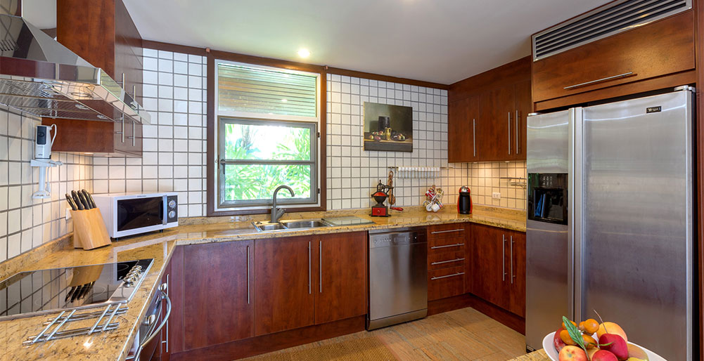 Villa Kamia - Kitchen