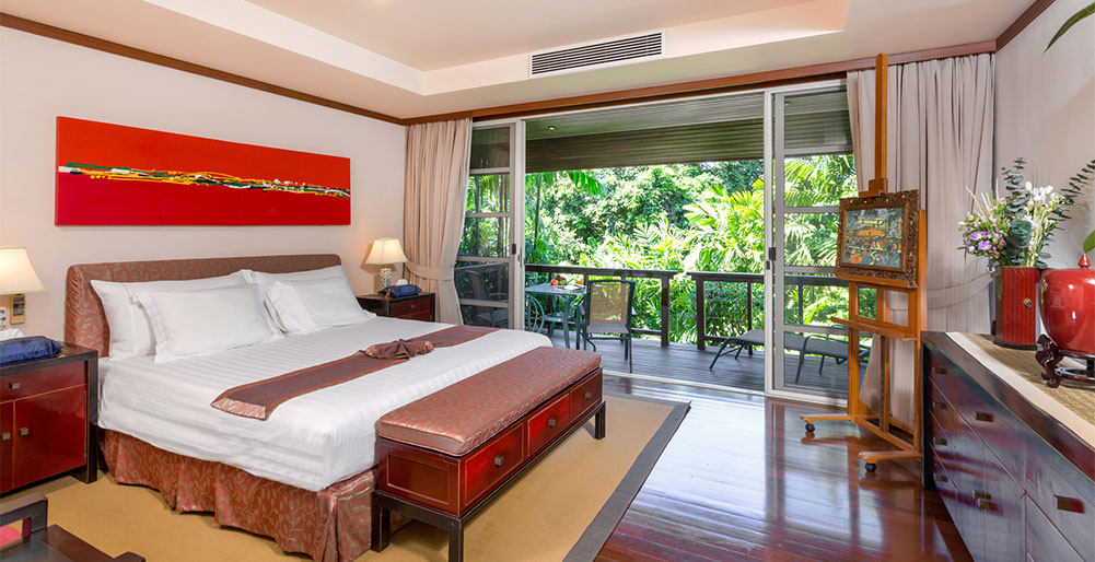 Villa Kamia - Mini master bedroom