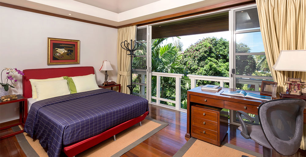 Villa Kamia - Guest bedroom