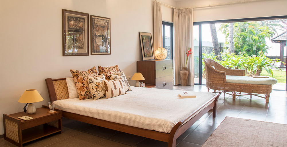 Villa Beira Mar - Guest bedroom preview
