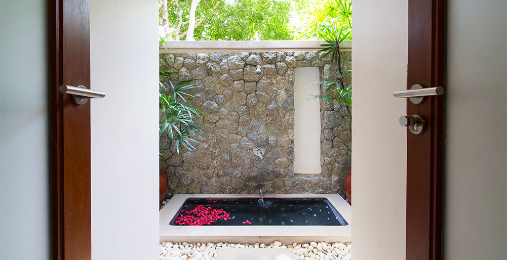 Villa Agrya - Flower bath