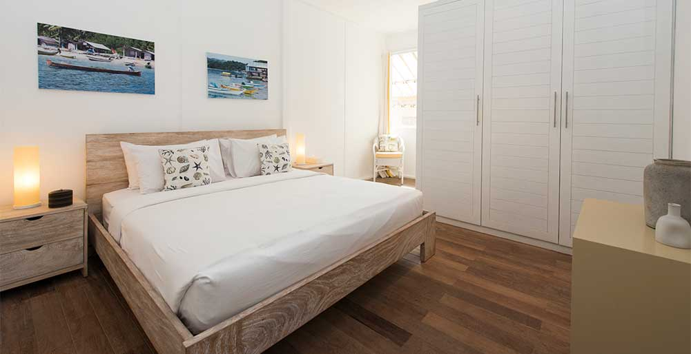 The Beach Shack - Beautifully appointed room