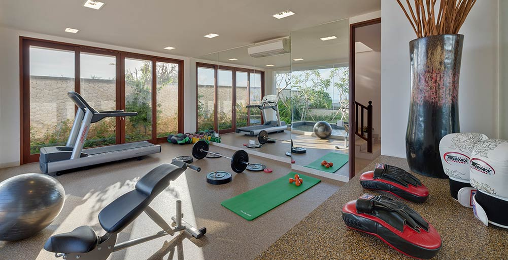 Pandawa Cliff Estate - Gym