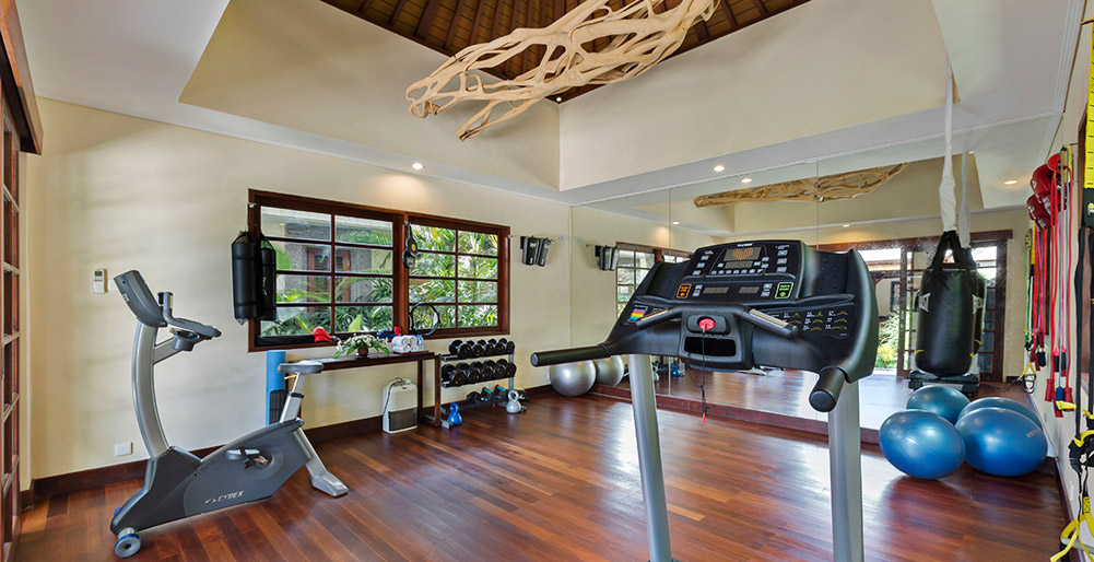 Villa San - The gym
