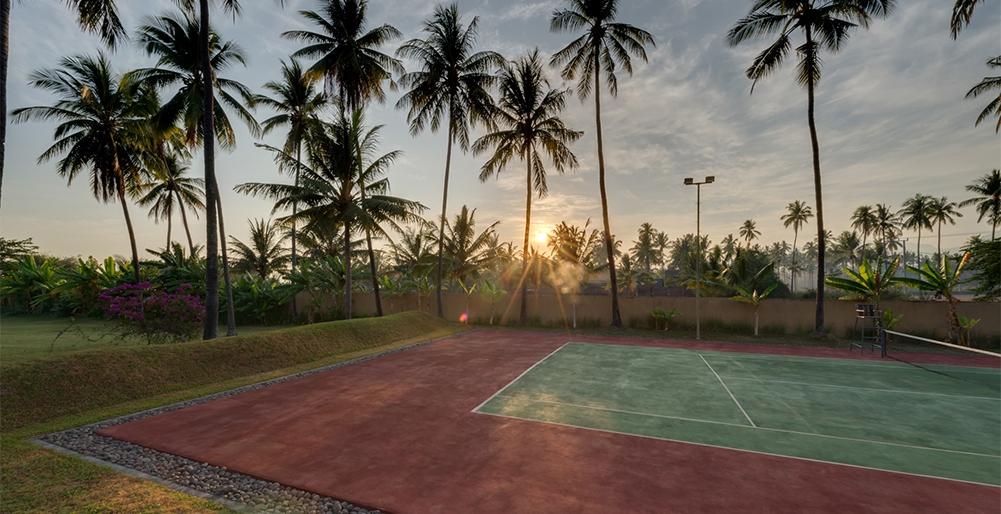 Villa Sapi - Tennis court
