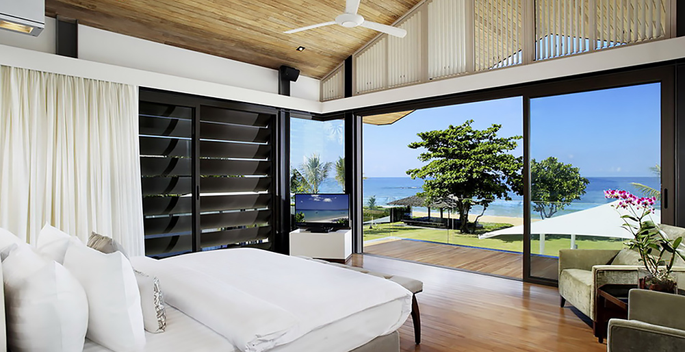 Villa Cielo - Luxurious bedroom