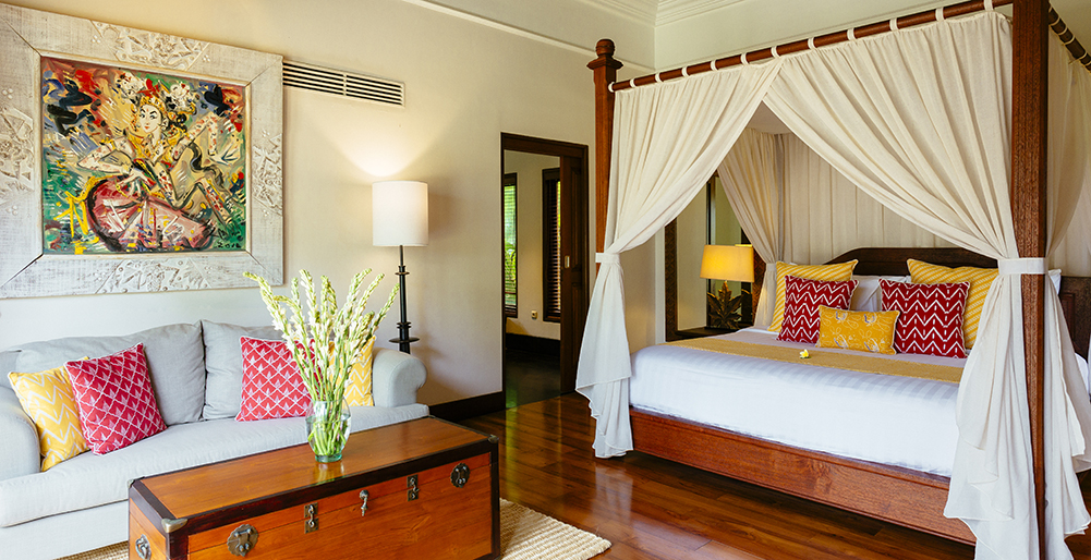 Villa Semarapura - Bedroom two