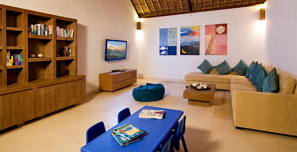 Villa Sepoi Sepoi - Chillout-Childrens room
