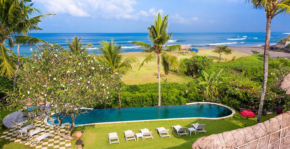 sungai tinggi beach villa 6 bedroom villa canggu bali