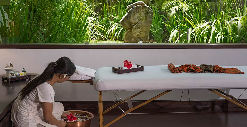 The Layar 1BR - Massage