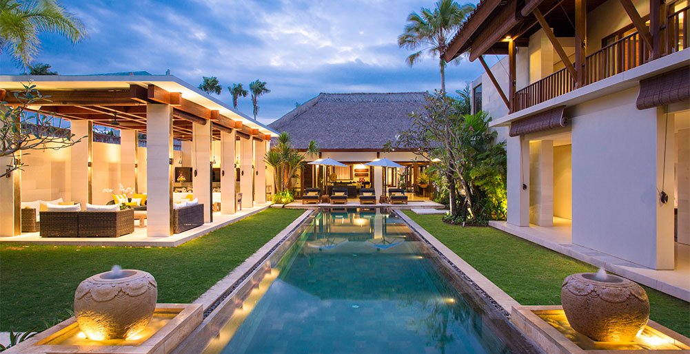 Villa lilibel 6 bedroom villa seminyak bali for 6 bedroom villa seminyak