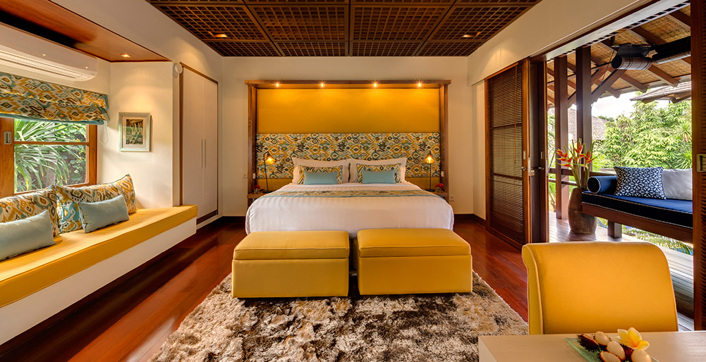 Villa Windu Sari - Guest bedroom four