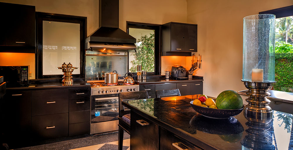 The Ylang Ylang - Equipped kitchen