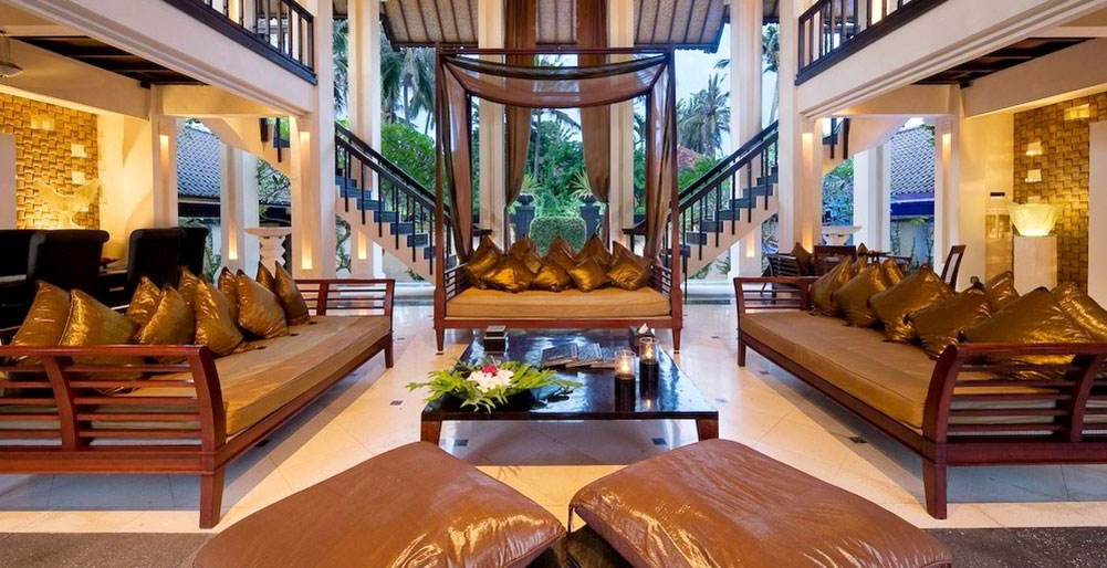 The Ylang Ylang - Living area