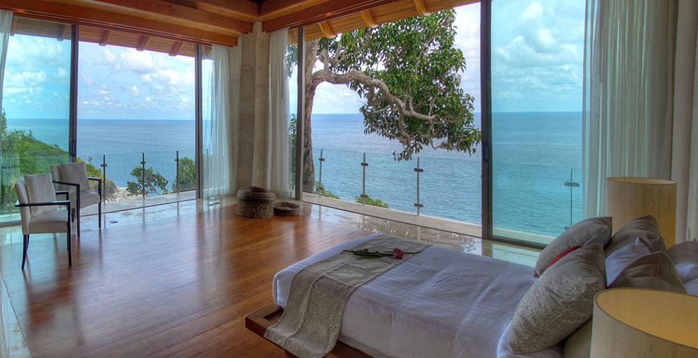 Villa Minh - Master bedroom