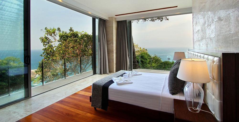 Villa Minh - Guest bedroom four outlook