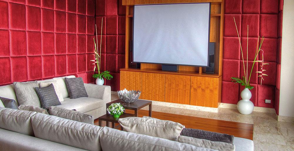 Villa Minh - Games room setting