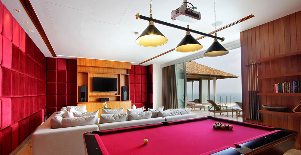 Villa Minh - The perfect games room
