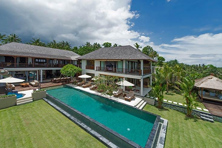 Villa Asada, 4 Bedroom villa, Candidasa, Bali