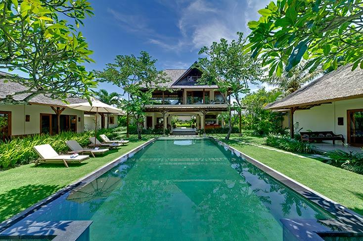 Villa Asmara, 4 Bedroom villa, Seseh-Tanah Lot, Bali