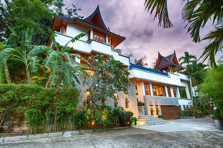 Baan Surin Sawan, 4 Bedroom villa, Surin, Phuket