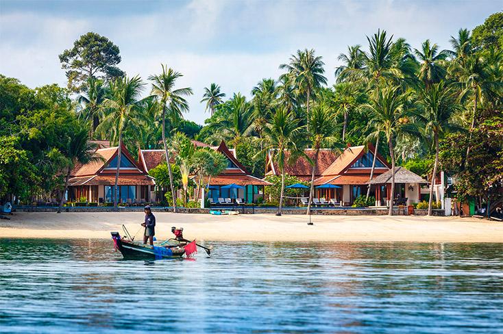 Tawantok Beach Villas, 10 Bedroom villa, Lipa Noi, Koh Samui