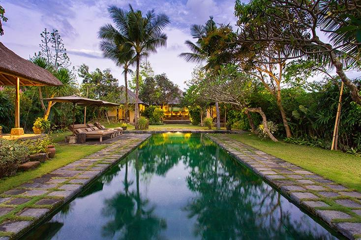 Villa Belong Dua, 2 Bedroom villa, Seseh-Tanah Lot, Bali