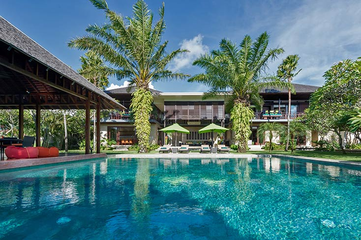 Bendega Nui, 5 Bedroom villa, Canggu, Bali