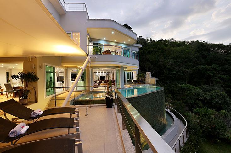 Villa Beyond, 6 Bedroom villa, Bang Tao Beach, Phuket