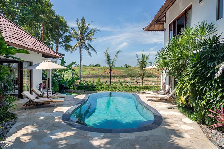 Canggu Terrace - Villa Damai, 3 Bedroom villa, Canggu, Bali