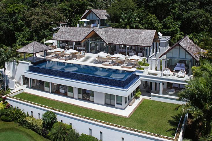 Villa Chan Grajang, 6 Bedroom villa, Surin, Phuket