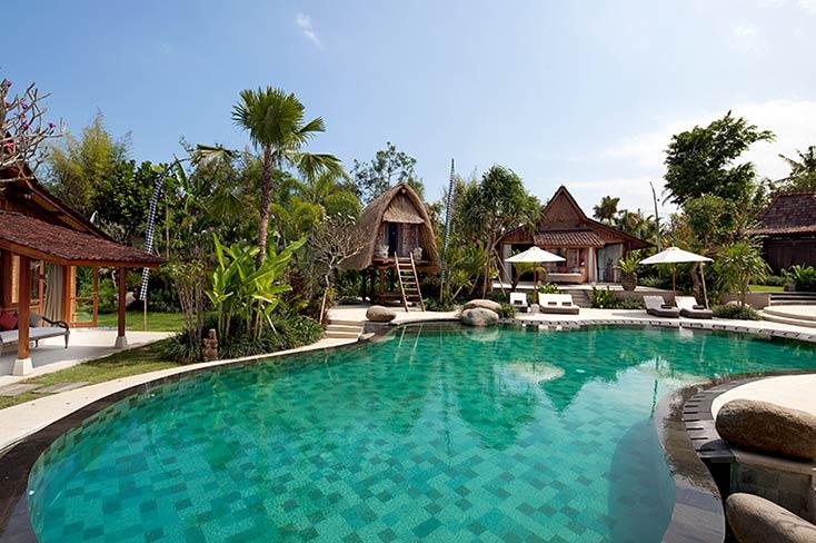 Dea Villas - Villa Sati, 4 Bedroom villa, Canggu, Bali