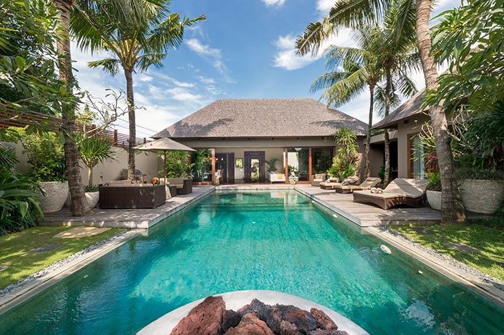 Eshara I, 3 Bedroom villa, Seminyak, Bali