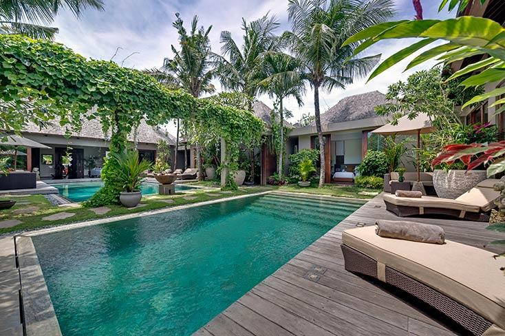Eshara II, 2 Bedroom villa, Seminyak, Bali