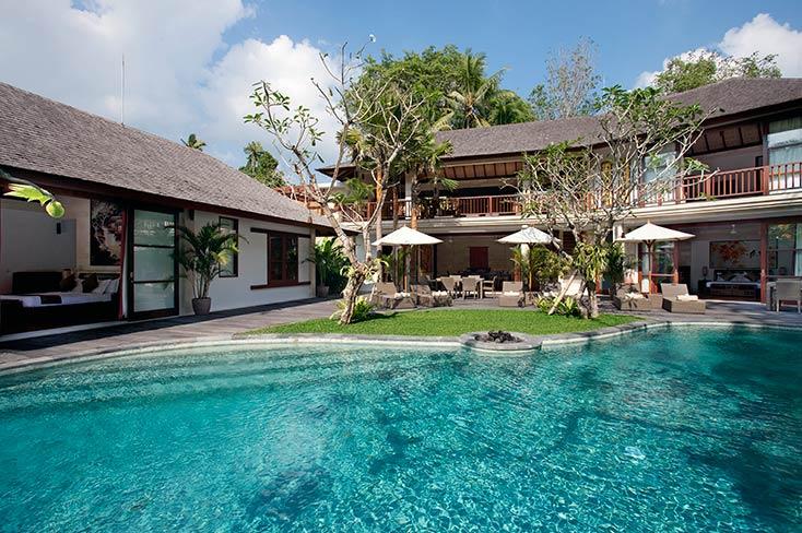 Villa Iskandar, 4 Bedroom villa, Seseh-Tanah Lot, Bali