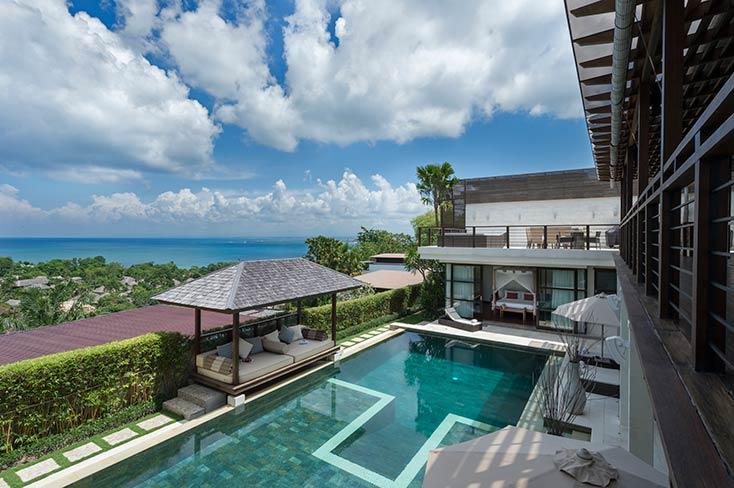 Villa Jamalu, 4 Bedroom villa, Jimbaran, Bali