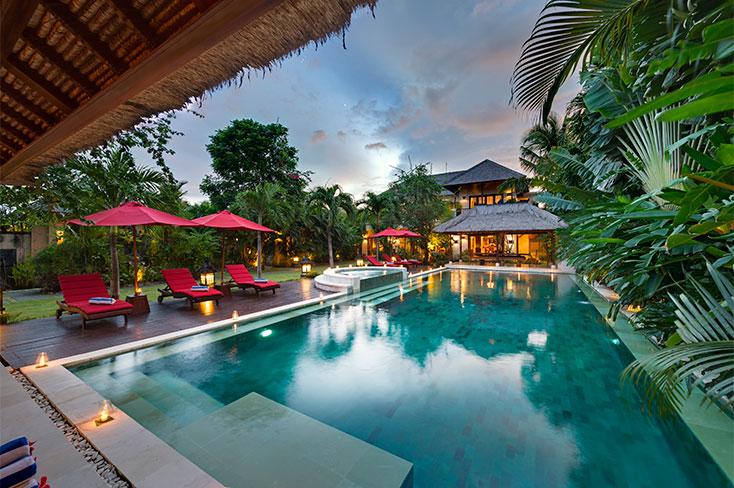 Kalimaya I, 4 Bedroom villa, Seminyak, Bali