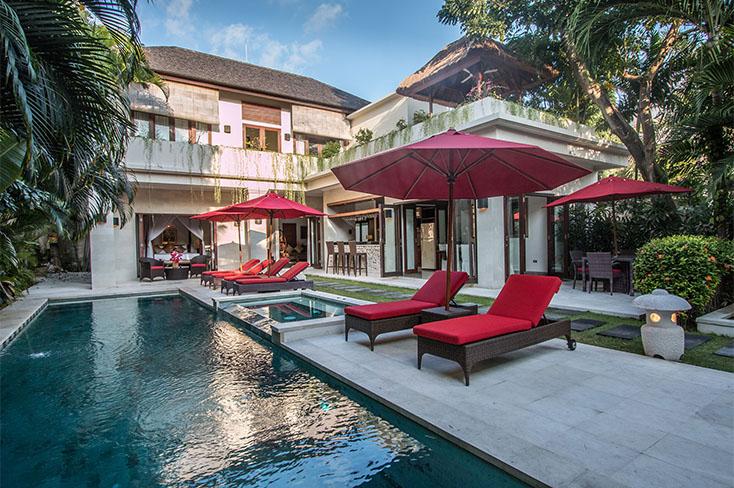 Kalimaya III, 3 Bedroom villa, Seminyak, Bali