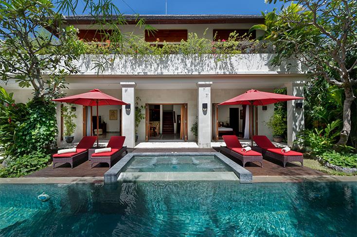 Kalimaya IV, 2 Bedroom villa, Seminyak, Bali
