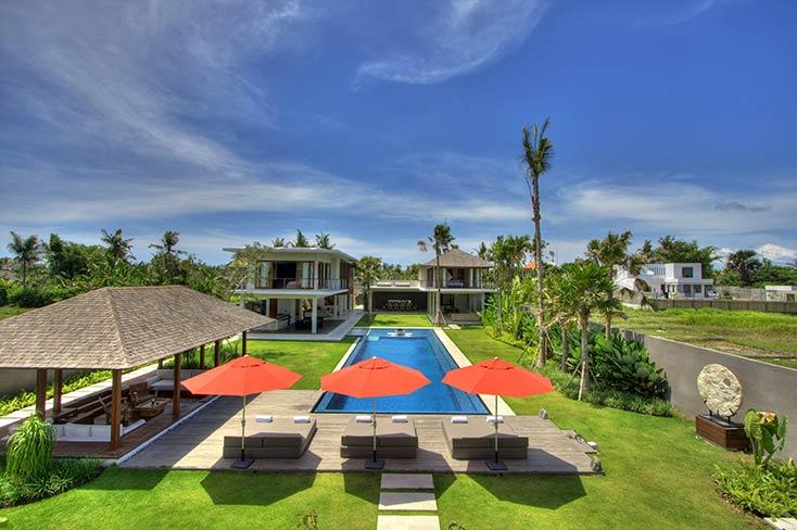 Villa Kalyani, 4 Bedroom villa, Canggu, Bali